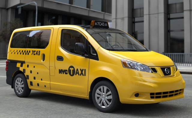Four-Wheeled Future: All Hail the Taxi of Tomorrow  5