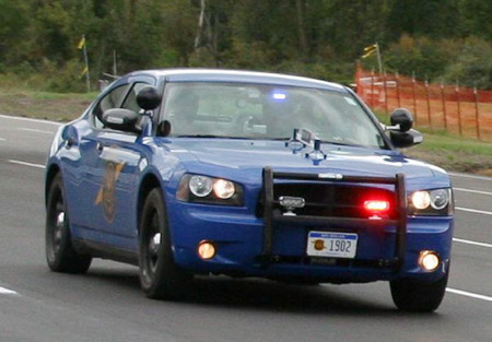 Michigan State Police hit the test track with latest cop cars ... 10