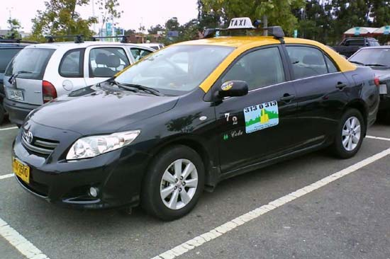 Cars as taxis — Is it a raw deal?  1