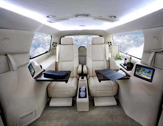 It is an Executive Luxury Car