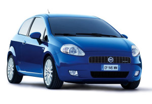 The new Fiat Grande Punto CNG will be the Fiat Punto Car with bi-fuel engine …