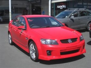 Holden Commodore New Plymouth
