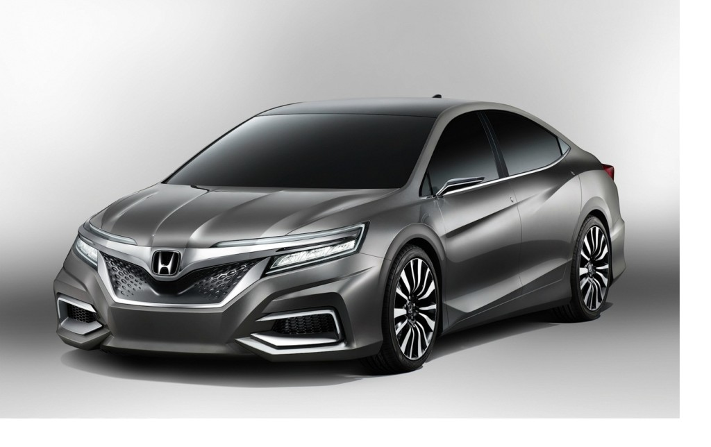Honda C Odyssey New 2014 Urban Sedan Concept