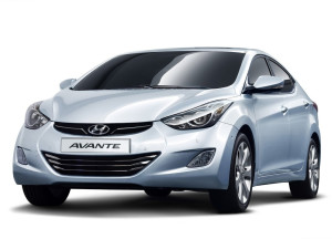 Hyundai Avante