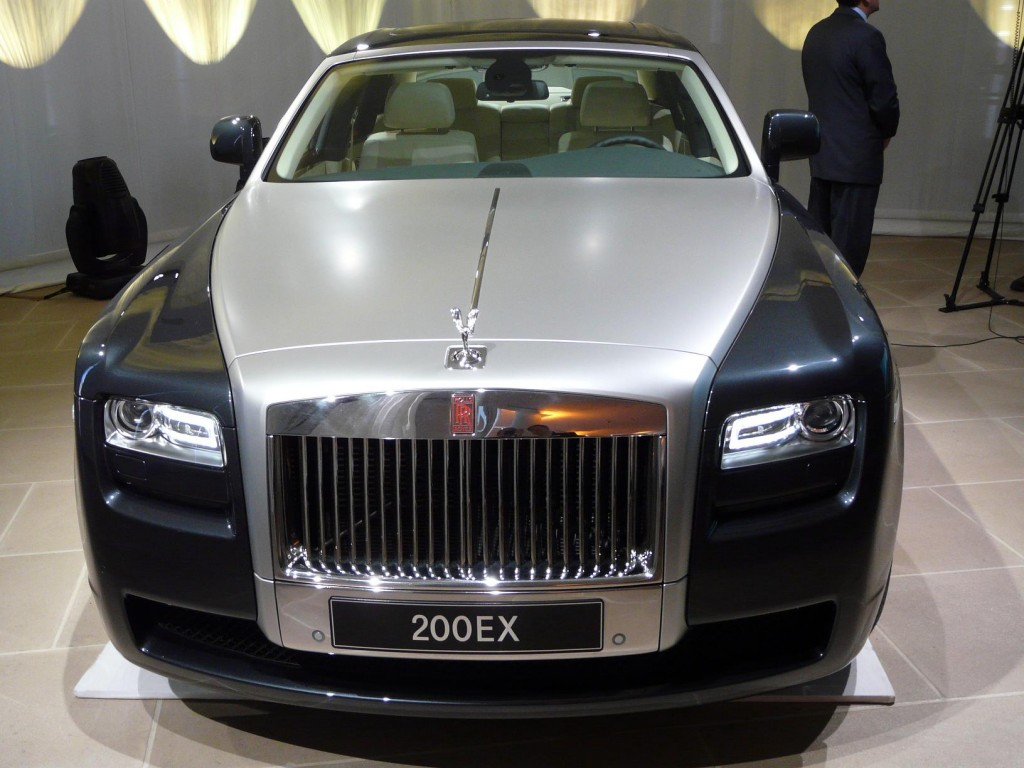 Changing The Face of Rolls-Royce  23