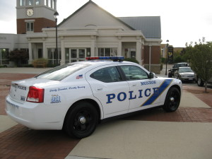 The Monroe Police Department recently unvailed its latest patrol car