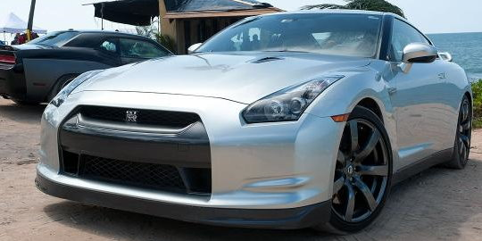NISSAN GT R WITH 580HP UPGRADES CARS 5