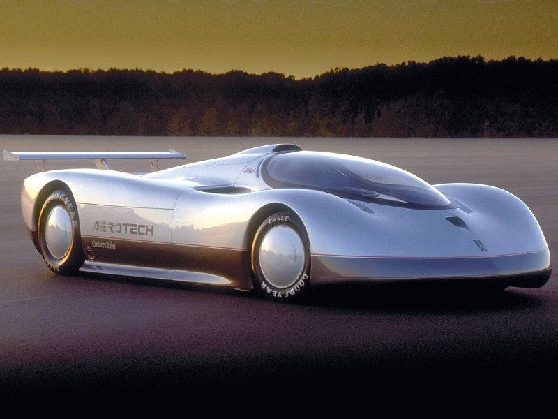 Oldsmobile Aerotech concept  11