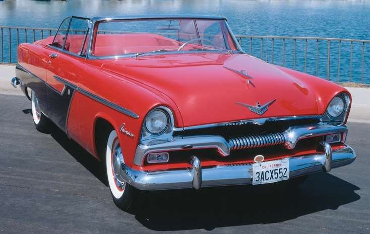 1955 Plymouth  1