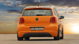 Polo Tuning Cars Je Design Volkswagen