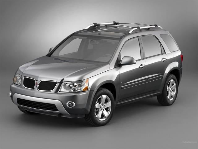 Pontiac Torrent  4