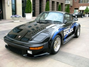 Homewood, AL Has a Porsche 930 Turbo As Its Latest Police Car