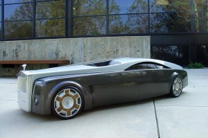 Concept Cars: Rolls Royce
