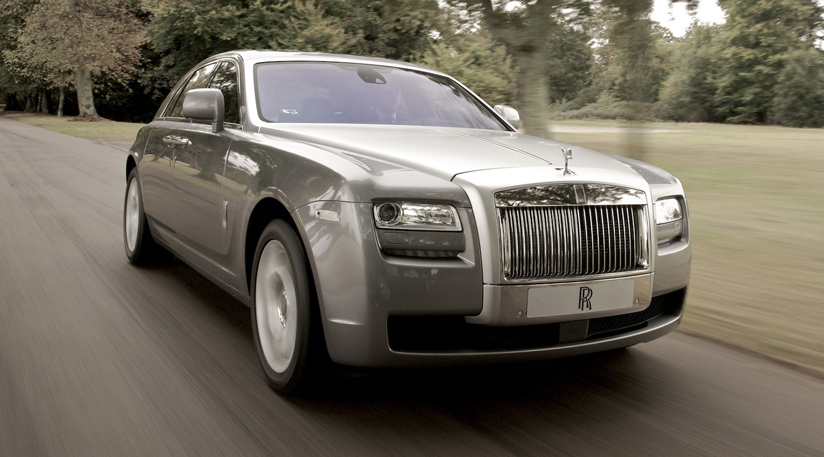 Rolls Royce Ghost  17