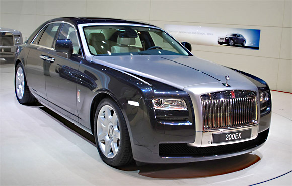 2013 rolls-royce ghost extended wheel base | pin x cars