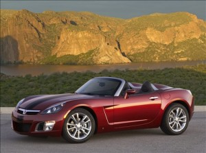 New Cars Saturn Sky