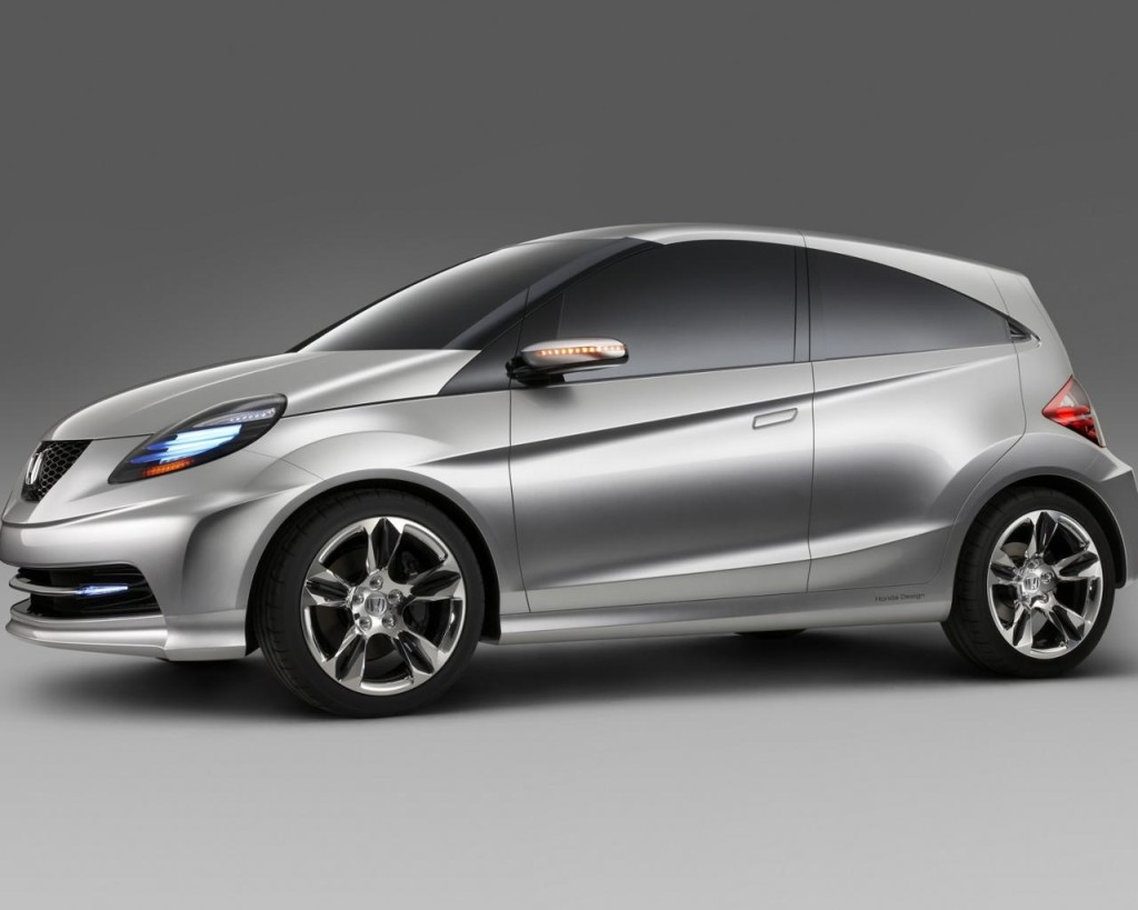 Small Cars Honda Car Concept Auto