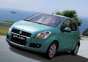 Suzuki-Splash-Compact-Car