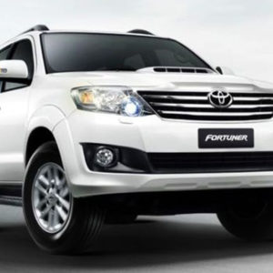 The Toyota Fortuner has been further boosted