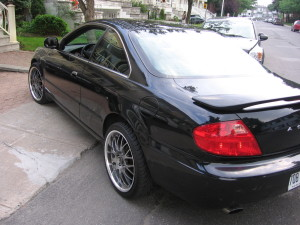 ACURA CL   2001   2 DR 3 2 TYPE
