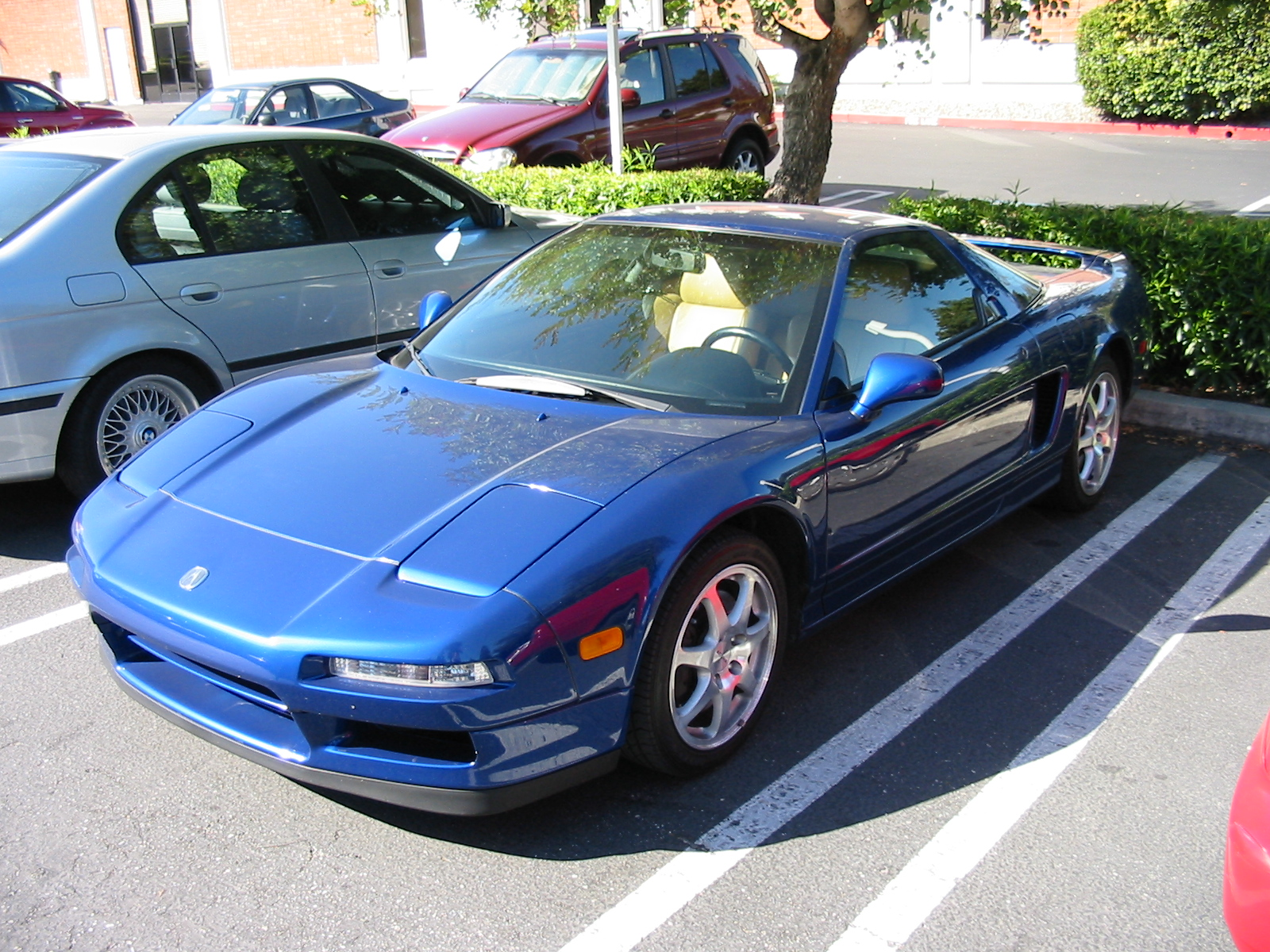 ACURA NSX 2 DR T COUPE PI CAR 15