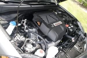 ACURA RDX TURBOCHARGED CROSSOVER TURBO ENGINE CAR