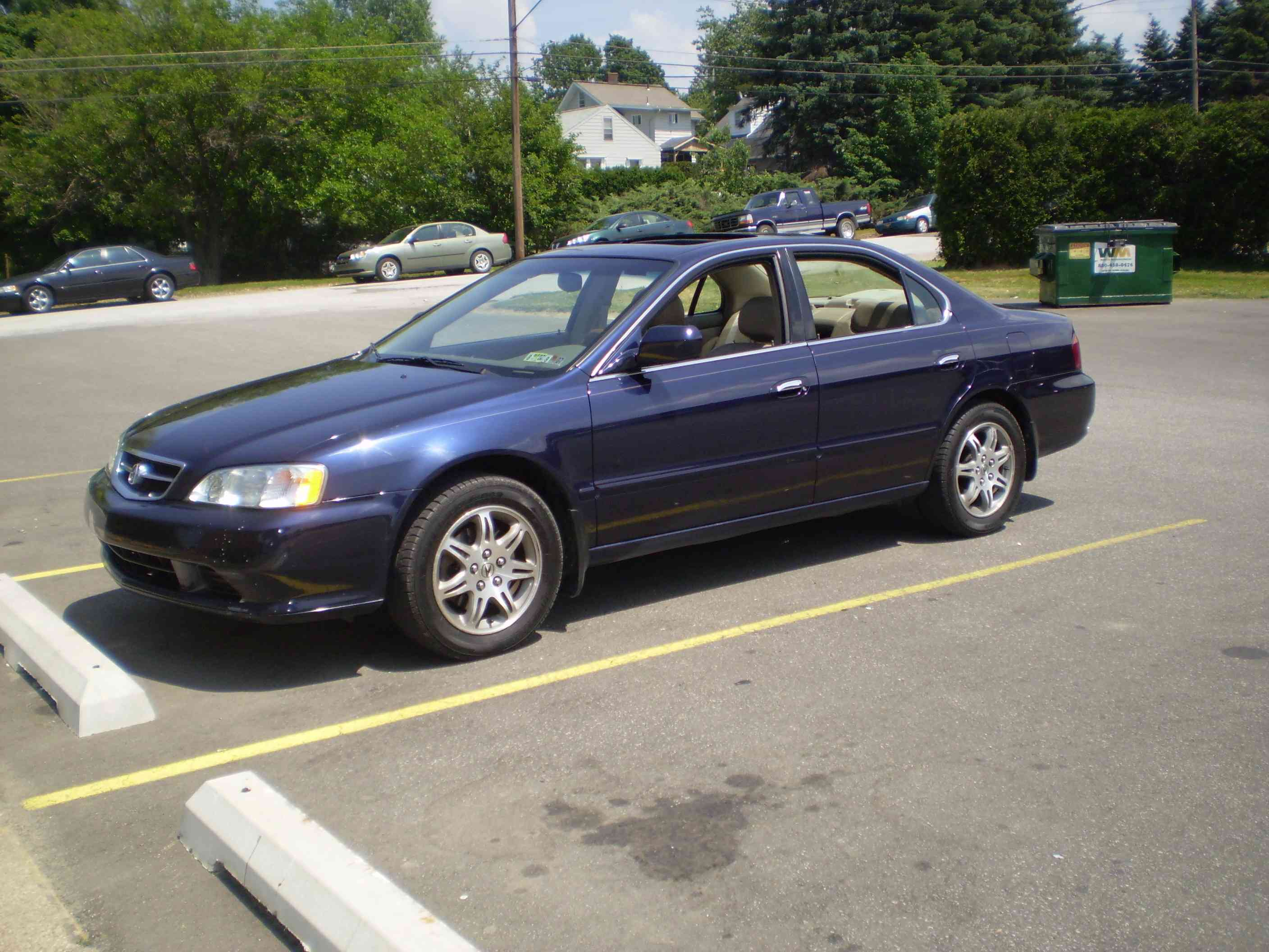 2000 acura 3 2tl 6000 in erie pa sedan car pin x cars. Black Bedroom Furniture Sets. Home Design Ideas