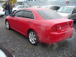 ACURA TSX   2400CC GASOLINE FF AUTOMATIC CAR