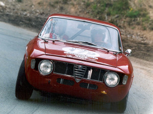 ALFA ROMEO GIULIA GTA CAR