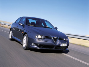 ALFA ROMEO 156 GTA CAR