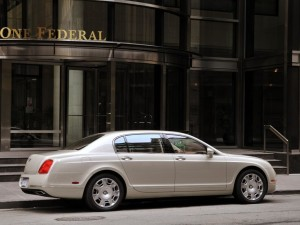 CAR S RU   BENTLEY CONTINENTAL FLYING SPUR