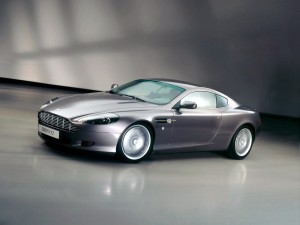ASTON MARTIN DB9 V12  CAR