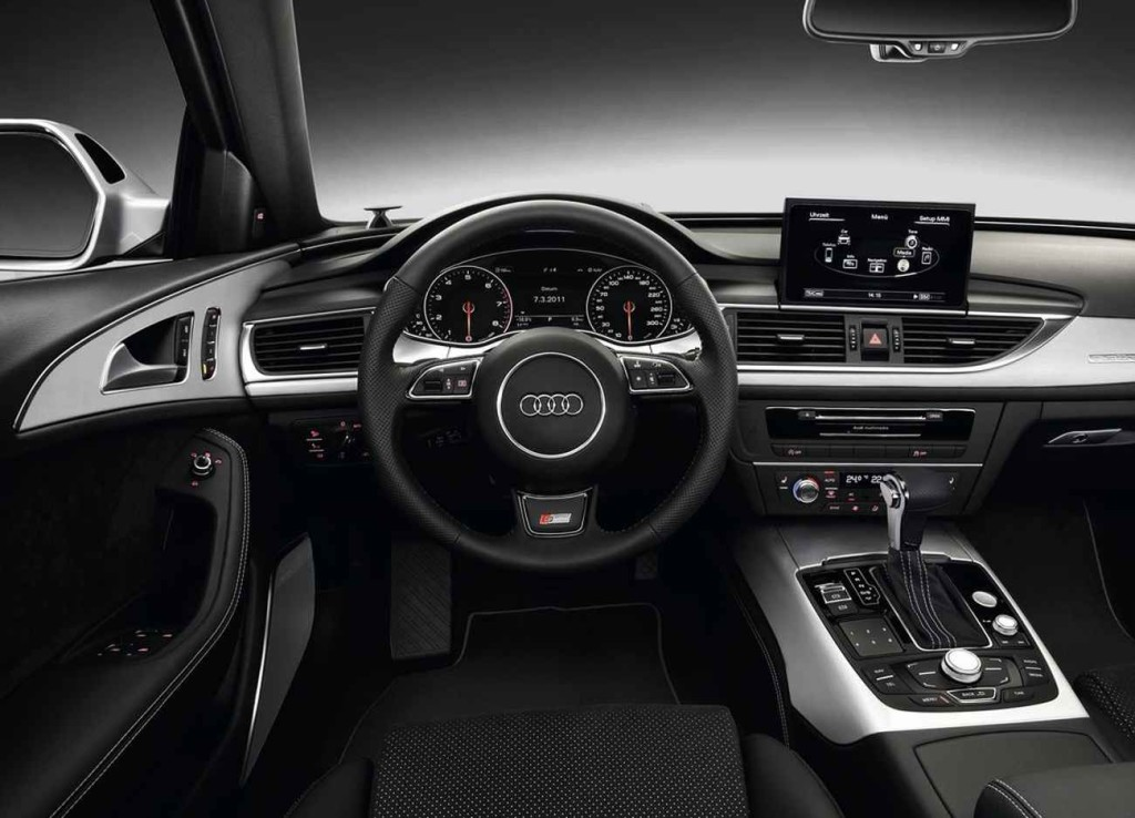 AUDI A6 AVANT LUXURY CARS