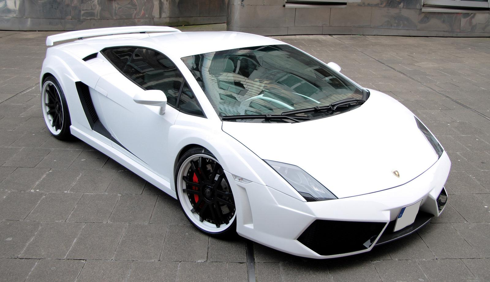 LAMBORGHINI GALLARDO MODIFIED  CAR 23