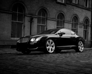 BENTLEY CONTINENTAL GT S CAR