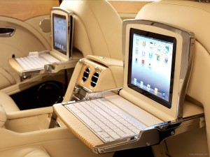BENTLEY MULSANNE EXECUTIVE INTERIOR 2013 EXOTIC CAR