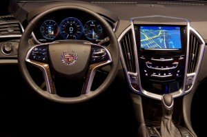 CADILLAC ATS DASHBOARD CAR