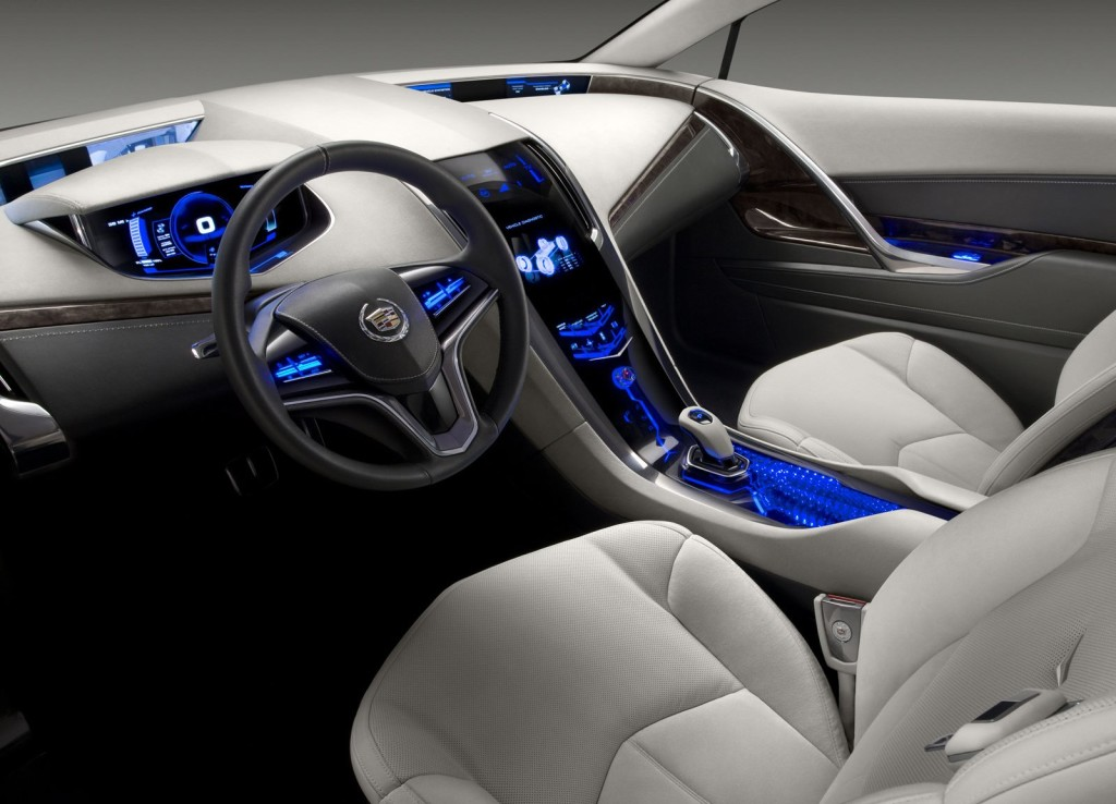 CADILLAC CONFIRMS THE ARRIVAL OF AN ELECTRIC POWERED COUPE CAR