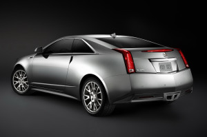 CADILLAC CTS COUPE AUTO  CAR