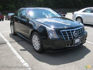 CADILLAC CTS 3 0 SEDAN IN BLACK  CAR