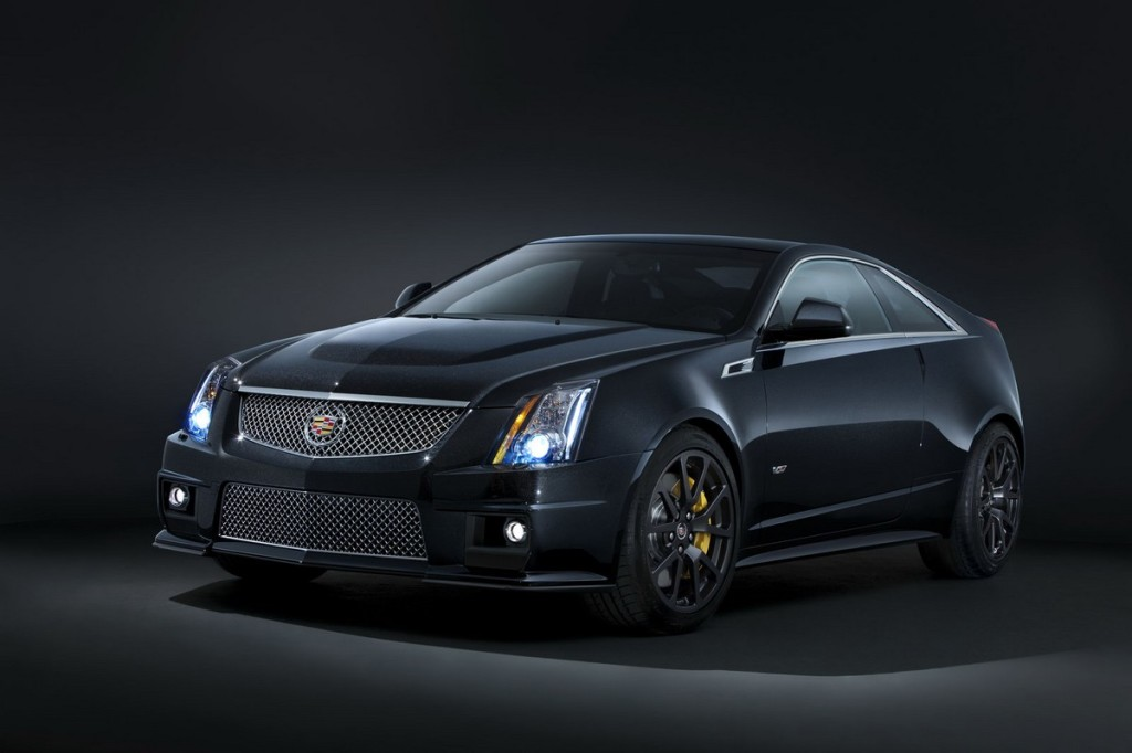 CADILLAC CTS V BLACK DIAMOND SPECIAL EDITION  CAR  1
