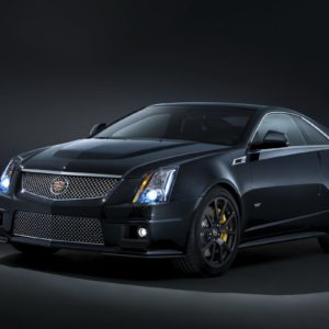 CADILLAC CTS V BLACK DIAMOND SPECIAL EDITION  CAR