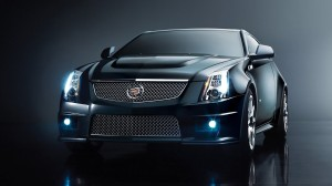 CADILLAC CTS V COUPE  CAR