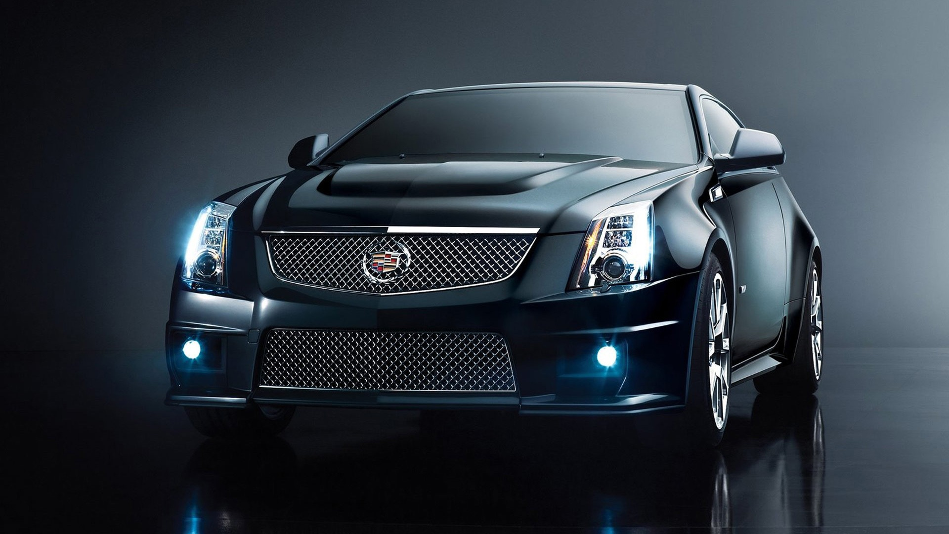 CADILLAC CTS V COUPE  CAR 9
