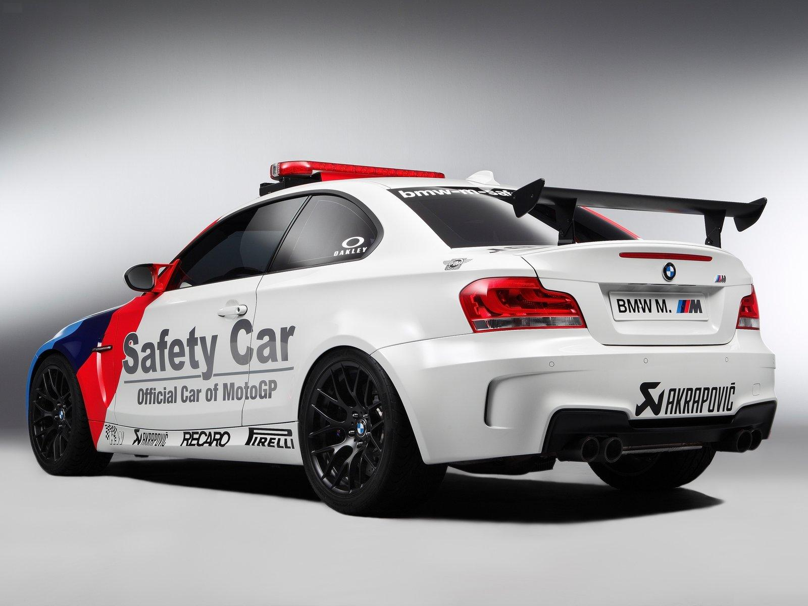 BMW 1 SERIES M COUPE MOTOGP SAFETY CAR  7