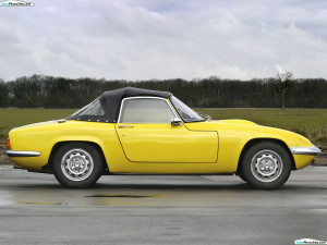 LOTUS ELAN  CAR