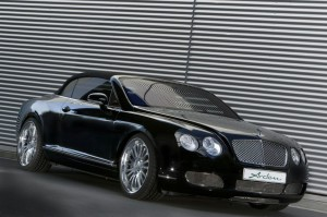 ARDEN BENTLEY CONTINENTAL GTC CAR