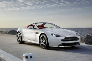 ASTON MARTIN VANTAGE V8 FACELIFT  CAR