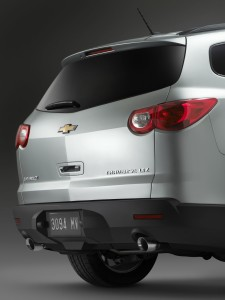 CHEVROLET TRAVERSE CAR