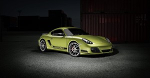 PORSCHE CAYMAN R  CAR